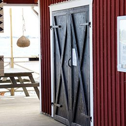 Gårdsbutik Salteriet i Obbola